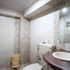 Отель Grand Arjun Индия, Райпур - отзывы, цены и фото номеров - забронировать отель Grand Arjun онлайн ванная