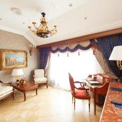 Талион Империал Отель 5* Стандартный номер с двуспальной кроватью фото 18