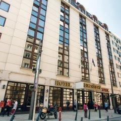 Erzsebet Hotel City Center городской автобус