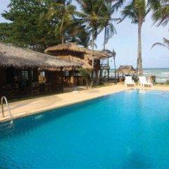 Отель Moonwalk Lanta Resort Ланта бассейн фото 3
