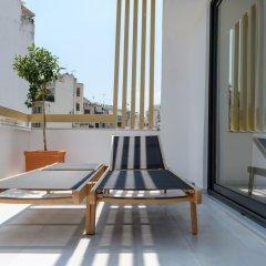 Отель Fos DownTown Suites Афины балкон