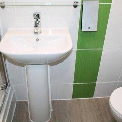 Отель Euro Hotel Clapham Великобритания, Лондон - отзывы, цены и фото номеров - забронировать отель Euro Hotel Clapham онлайн ванная фото 2