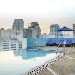 Отель Shama Sukhumvit Бангкок бассейн