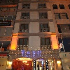 Salinas Istanbul Hotel Турция, Стамбул - 1 отзыв об отеле, цены и фото номеров - забронировать отель Salinas Istanbul Hotel онлайн вид на фасад фото 2