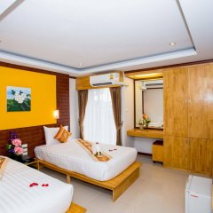 Отель Phunara Residence Патонг комната для гостей фото 2