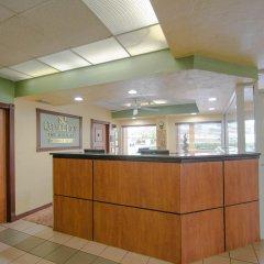 Отель Quality Inn Sarasota North интерьер отеля фото 3