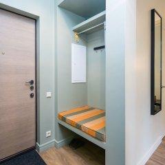 Отель ApartLux Begovaya Suite Москва сейф в номере