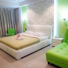 Отель Access Inn Pattaya комната для гостей фото 5