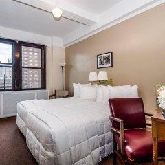 Отель Leo House США, Нью-Йорк - отзывы, цены и фото номеров - забронировать отель Leo House онлайн комната для гостей фото 2