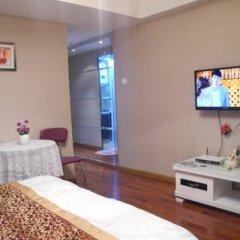 Апартаменты Shenzhen Xin Phoenix Gang Ao 8 Apartment интерьер отеля