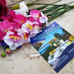 Отель Bed & Breakfast Oceano&Mare Италия, Агридженто - отзывы, цены и фото номеров - забронировать отель Bed & Breakfast Oceano&Mare онлайн спортивное сооружение