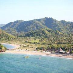 Отель The Villas at Novotel Lombok пляж фото 2