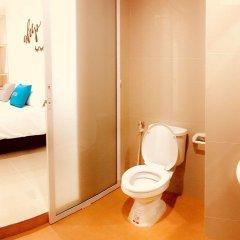 Отель Patch Suvarnabhumi Bangkok Бангкок ванная