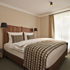 Отель Prinz Myshkin Parkhotel Германия, Мюнхен - отзывы, цены и фото номеров - забронировать отель Prinz Myshkin Parkhotel онлайн комната для гостей фото 8