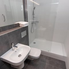 Отель o3Hotel Польша, Варшава - 11 отзывов об отеле, цены и фото номеров - забронировать отель o3Hotel онлайн ванная