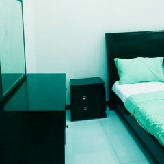 Casa De Doha Hostel сейф в номере