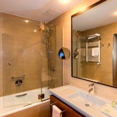 Отель NH Poznan ванная