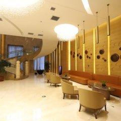 Отель Juny Oriental Hotel Китай, Пекин - отзывы, цены и фото номеров - забронировать отель Juny Oriental Hotel онлайн интерьер отеля фото 3