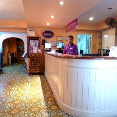 Отель Sawasdee Bangkok Inn интерьер отеля