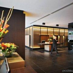 The Hotel интерьер отеля
