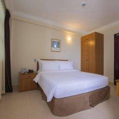 Champa Central Hotel комната для гостей фото 5