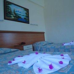 Ekin Hotel Мармарис сейф в номере