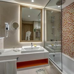 Al Khoory Atrium Hotel ванная фото 2
