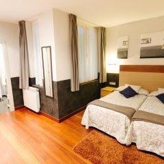 Отель Pension San Sebastian Centro комната для гостей фото 5