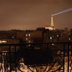 Отель Hôtel de Banville Франция, Париж - отзывы, цены и фото номеров - забронировать отель Hôtel de Banville онлайн балкон