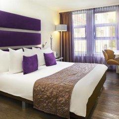 Отель ALBUS Амстердам комната для гостей фото 4