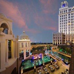Отель Kempinski Mall Of The Emirates балкон