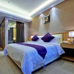 The Bauhinia Hotel Guangzhou комната для гостей фото 5