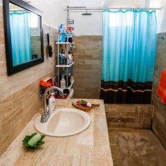 Отель Hostel Cancun Natura Мексика, Канкун - отзывы, цены и фото номеров - забронировать отель Hostel Cancun Natura онлайн ванная