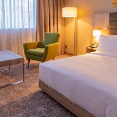 Отель Hilton Garden Inn Wiener Neustadt, Austria комната для гостей фото 4