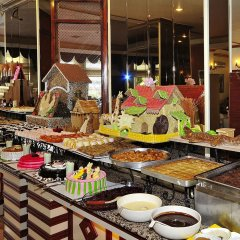 Dinler Hotels Urgup Турция, Ургуп - отзывы, цены и фото номеров - забронировать отель Dinler Hotels Urgup онлайн питание