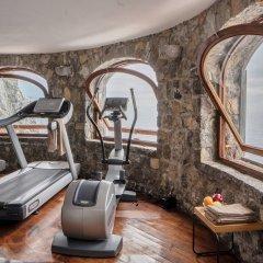 Hotel Santa Caterina фитнесс-зал