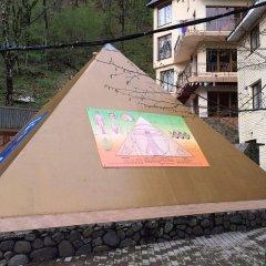 Гостиница Пирамида развлечения