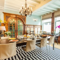 Отель Guesthouse Maison de la Rose гостиничный бар