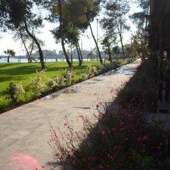 Kumsal Hotel Турция, Зейтинбели - отзывы, цены и фото номеров - забронировать отель Kumsal Hotel онлайн приотельная территория