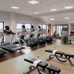 Отель Embassy Suites Fort Worth - Downtown фитнесс-зал фото 2