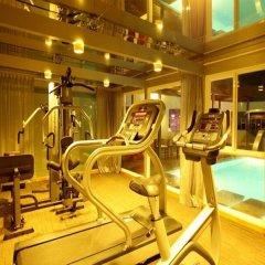Отель Liberty Central Saigon Centre фитнесс-зал фото 2