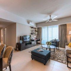 Отель Somerset Ho Chi Minh City комната для гостей фото 5
