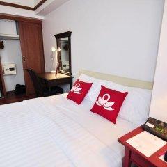 Отель Silom City Бангкок сейф в номере