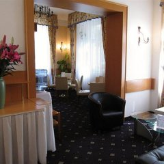 Hotel Máchova интерьер отеля