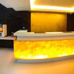Отель Icheck Inn Nana Бангкок интерьер отеля фото 2
