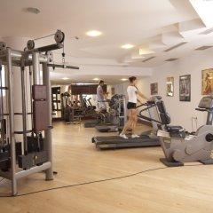 Отель Trendy Palm Beach - All Inclusive Сиде фитнесс-зал