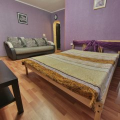 Апартаменты Gvozdika Apartments Москва комната для гостей