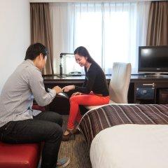 Daiwa Roynet Hotel Oita комната для гостей фото 5