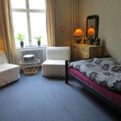 Отель B&B Bonvie Дания, Копенгаген - отзывы, цены и фото номеров - забронировать отель B&B Bonvie онлайн комната для гостей фото 4