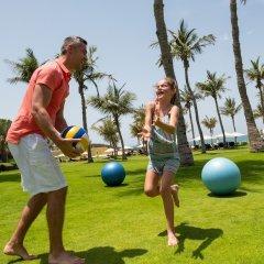 JA Beach Hotel фитнесс-зал